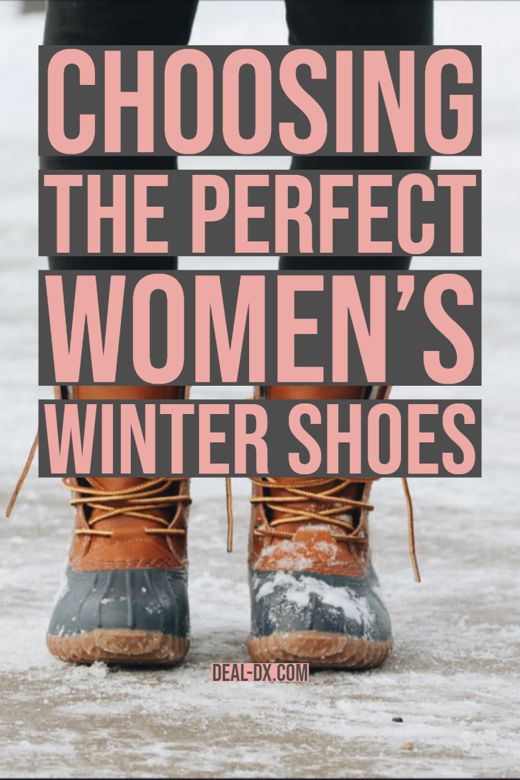 Choosing The Perfect Women's Winter Shoes