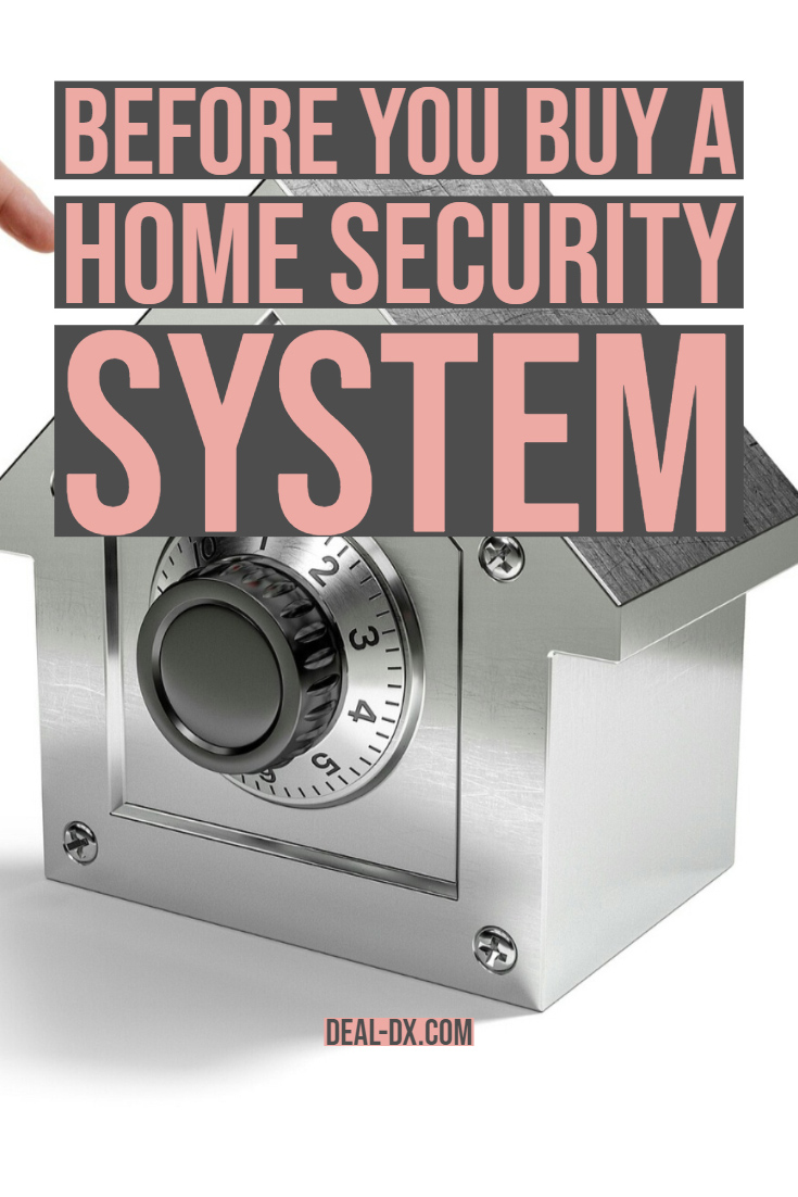 Before You Buy A Home Security System